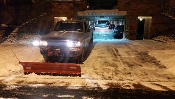Commercial Snow Plowing Buffalo NY