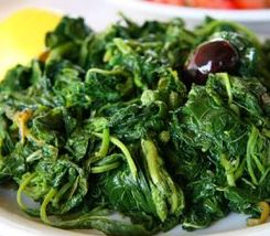Eat Horta for SALAD