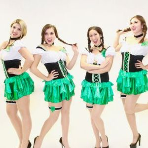 Corporate Entertainment - St. Patricks Day Dancers