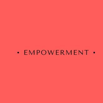 Teaching Empowerment