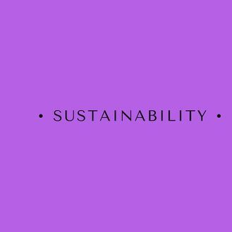 Teaching Sustainability