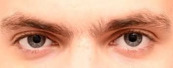 Eyes' Natural Activity : Way shown by human eyes.
