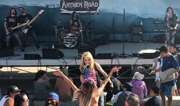 Anthem Road High Energy Pop Rock Dance Party Band  Huntington Beach 4th of July