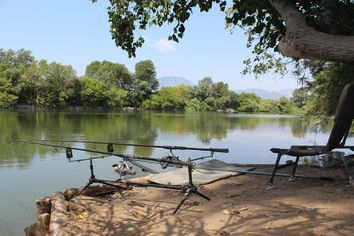 River Ebro Bank fishing