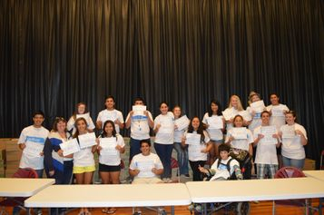 Yearbook Staff 2014