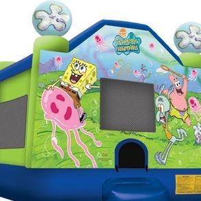 Sponge Bob bounce house (13'x13')