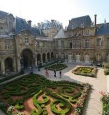 "src=""australian womens travel.jpg alt=womens travel,garden musee carnivalet , paris france """