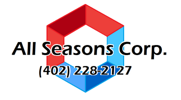 All Seasons Corp Phone Number Logo