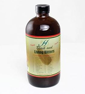 Herboganic Black Seed Bitters - 16 oz.   Black Seed Bitters  Cleanse and totally detoxify your body with black seed bitters. The #1 reason these bitters are essential is because they are one of the only ways to prevent and relieve auto-intoxication.