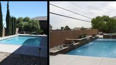 swimming pool renovation by Paragon pools