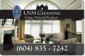lnm cleaning home and offices