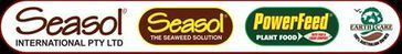 Seasol seaweeds solution and Powerfeed liquid fertilizer