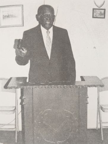 Rev. PM Allen A. Smith