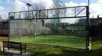 high quality padel tennis courts