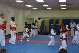 Olympic Sparring classes