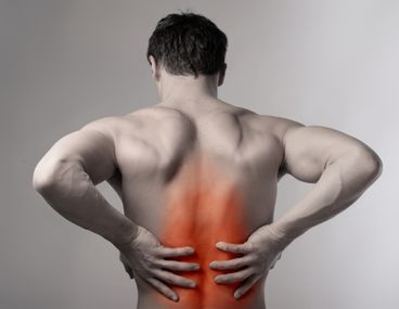 back pain pain relieve in Halifax NS