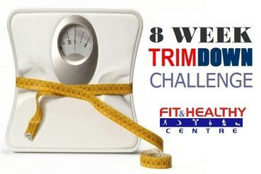 fit & healthy 8 week trimdown challenge