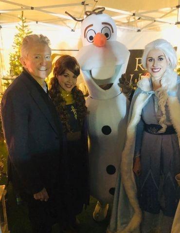 Elsa Anna Olaf Frozen 2