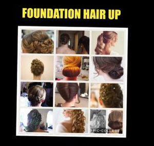 Hair Up Training Courses Berkshire
