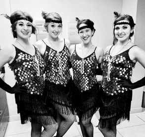 Corporate Entertainment - Roaring 20s Dancers