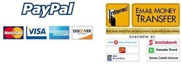 Accepting Visa Mastercard and AMEX