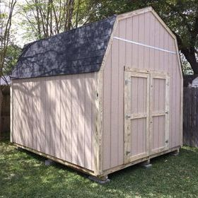 basic barn shed pic