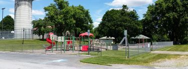 Playground at Community Park