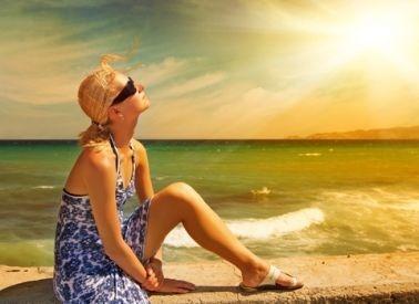Make sun your friend