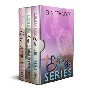 The Eva Series Box set by Jennifer Sivec