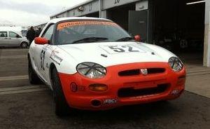 Vulcan Racing MGF - Volker