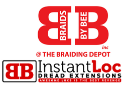 Braids by Bee trademark services includes InstantLoc Dread Extensions.