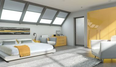 saffron Bedroom Primero