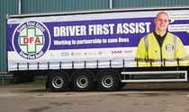 Driver First Assist Logo Trailer