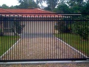 Sliding gate cheaper option