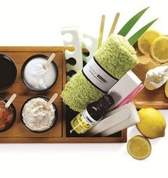 Herbal spa pedicure - Vivian nails and spa