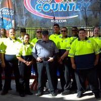 Woodward Park Concert Security