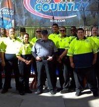 Woodward Park Concert Security