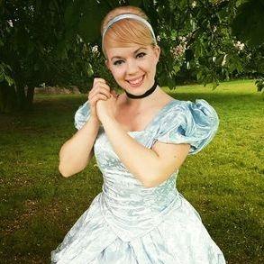 Cinderella princess appearance Kent