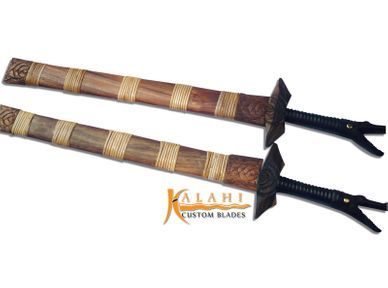 Traditional Philippine Swords