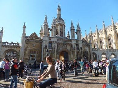 Cambridge University Programmes