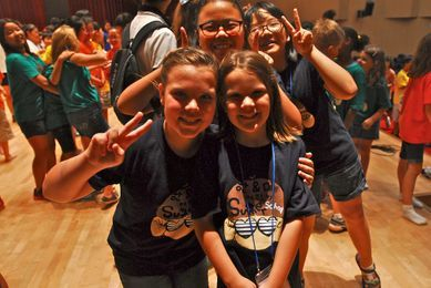 Summer Camps for young learners