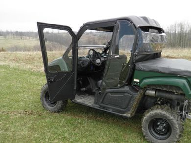 Yamaha Viking Steel Doors