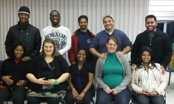 prenatal class, breastfeeding, baby care, infant CPR