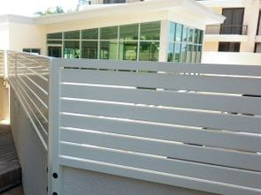 Fence panel extentions