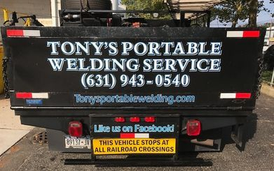 Mobile Welding Service, NY