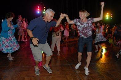 Senior Dance Lessons