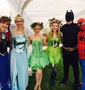 Childrens party entertainers Essex and London -