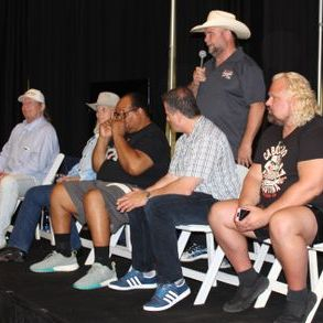 The Q &A Panel from the 2017 Induction weekend