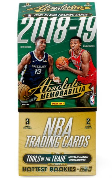 2018-19  ABSOLUTE Basketball Hobby Box