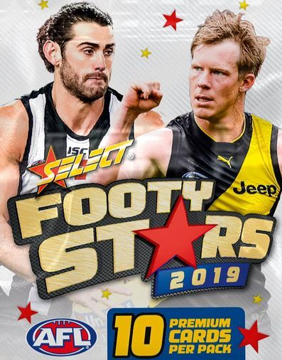 2019 afl select footy stars